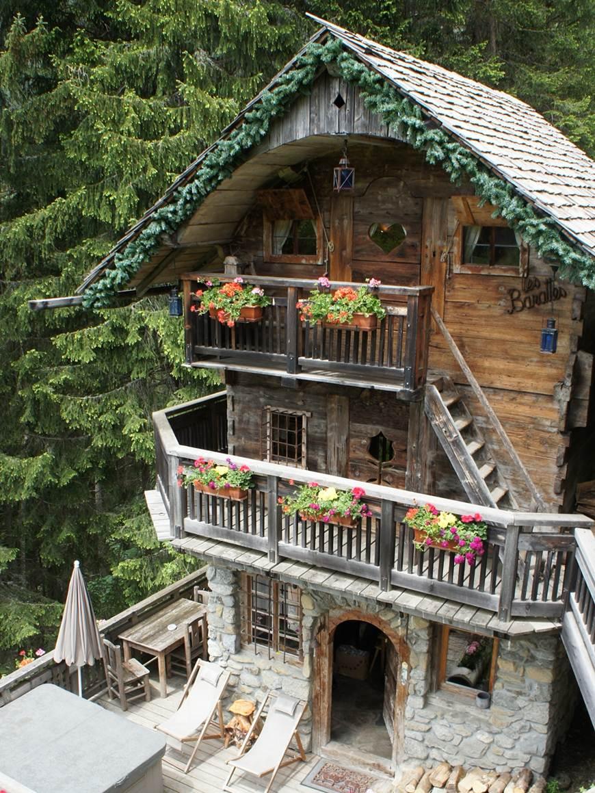 Les Chalets de Philippe, Chamonix