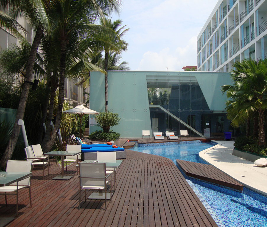 Image result for Dusit D2 Chiang Mai Hotel