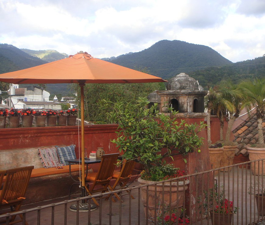 La Posada del Angel, Antigua