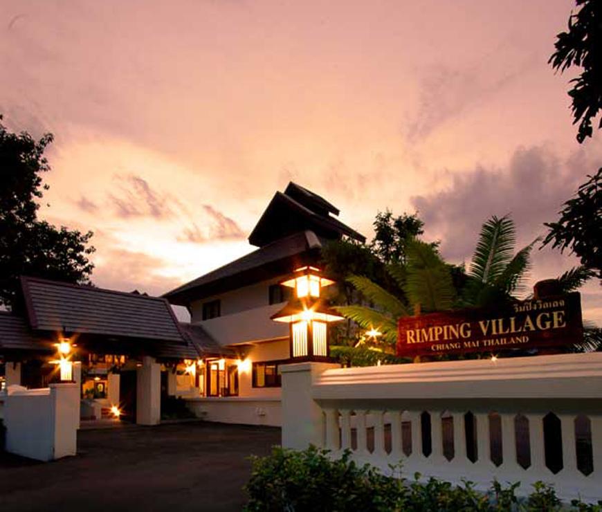 Rimping Village, Chiang Mai