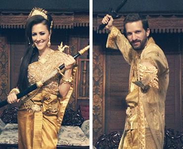 Angelina & David