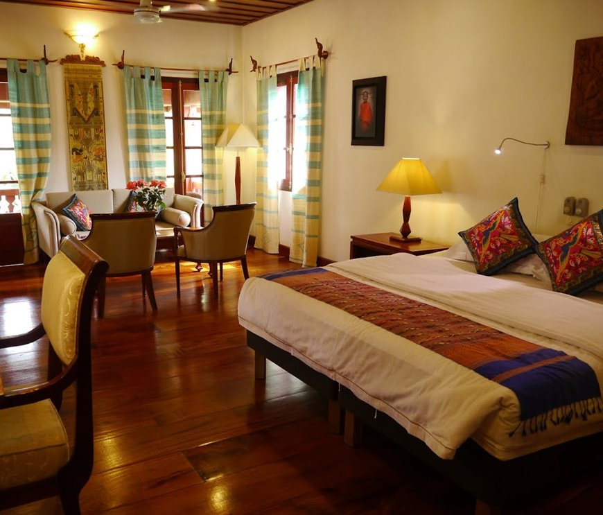 Mekong Riverview Boutique Hotel