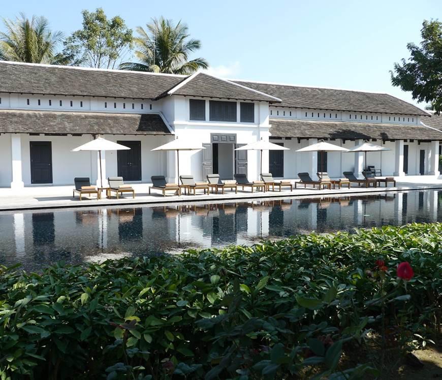 Sofitel Luang Prabang (formerly Hôtel de la Paix)