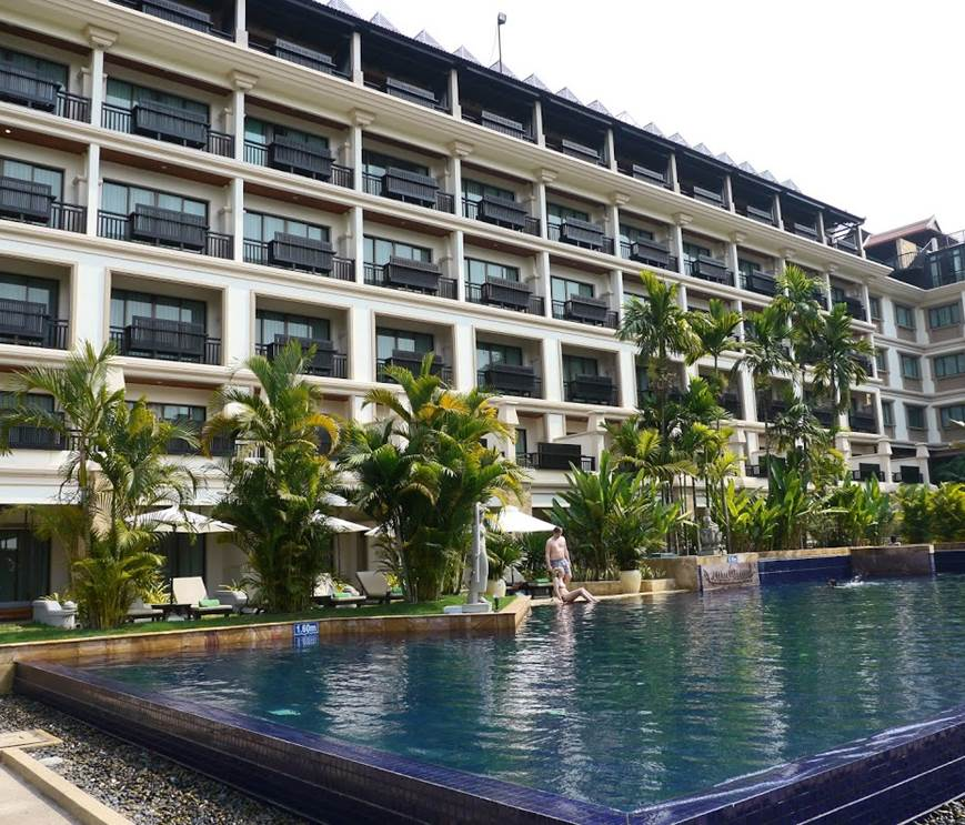 Angkor Miracle Resort and Spa