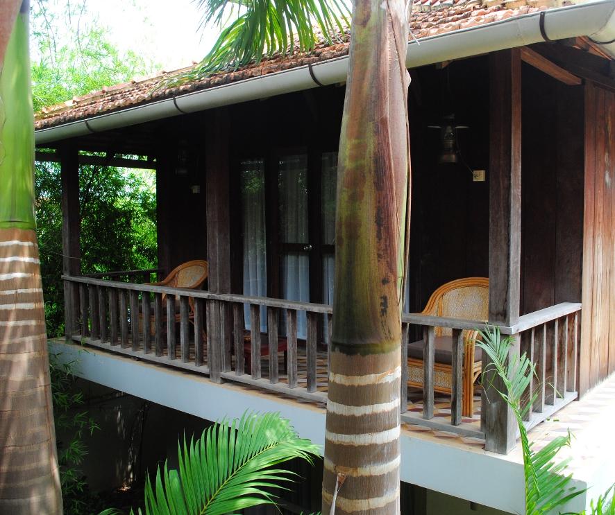 Bambu Hotel, Battambang
