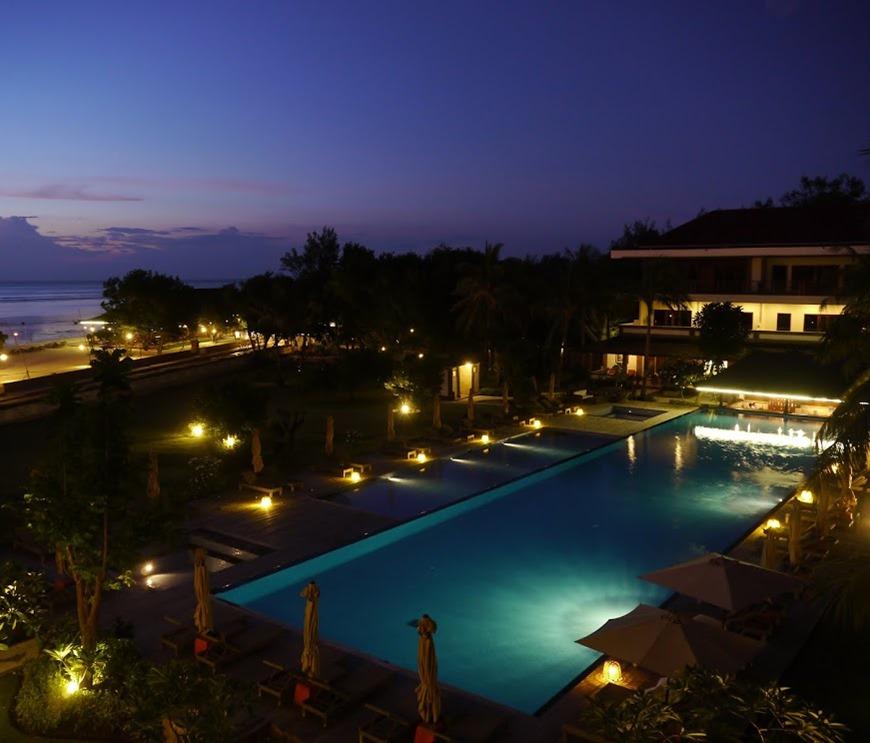 Hotel Ombak Sunset,  Gili Trawangan