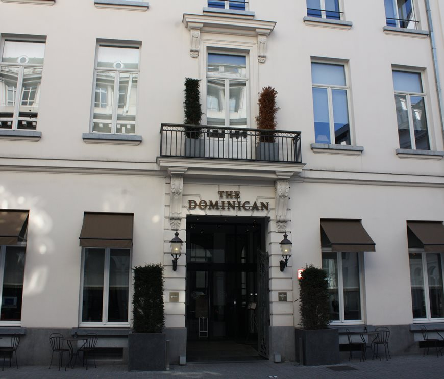 Dominican Hotel, Brussels