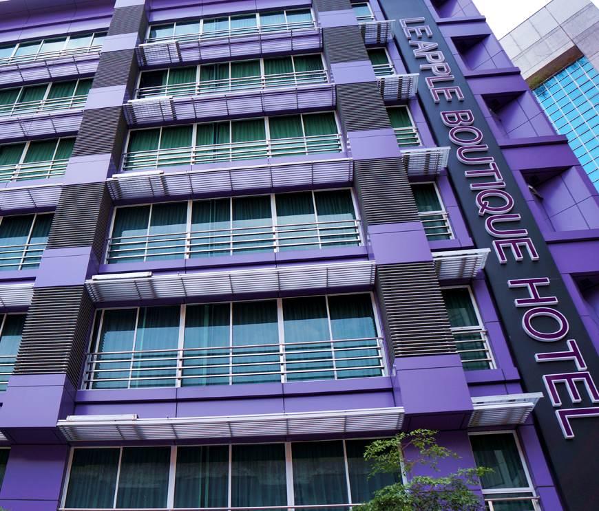 Le Apple Boutique Hotel, Kuala Lumpur
