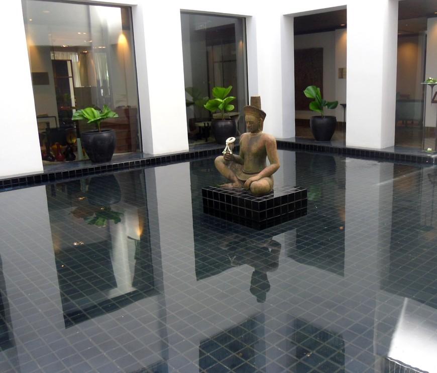 Sukhothai Bangkok hotel