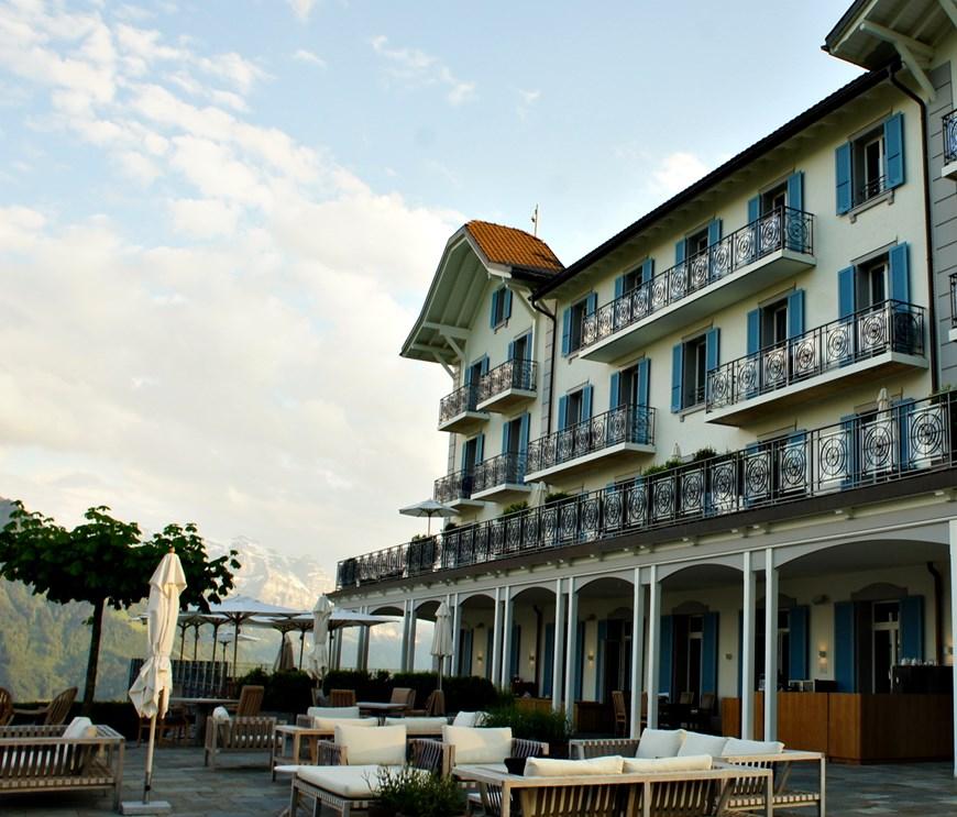 Hotel Villa Honegg, Ennetburgen