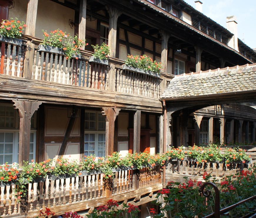 Hotel Cour du Corbeau, Strasbourg