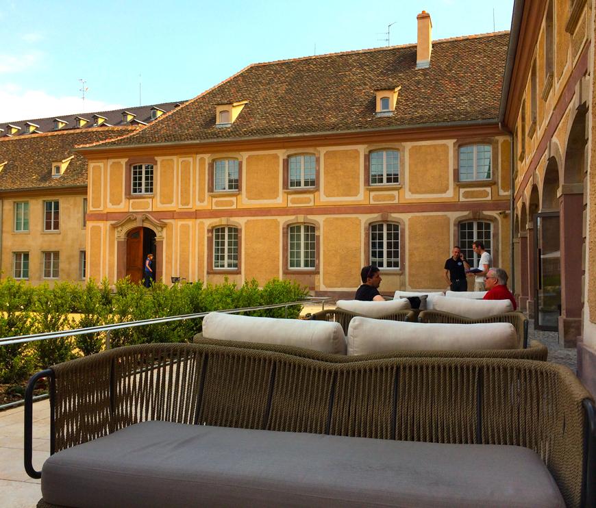 hotel les haras strasbourg design les haras strasbourg france les haras h tel et autre h. Black Bedroom Furniture Sets. Home Design Ideas