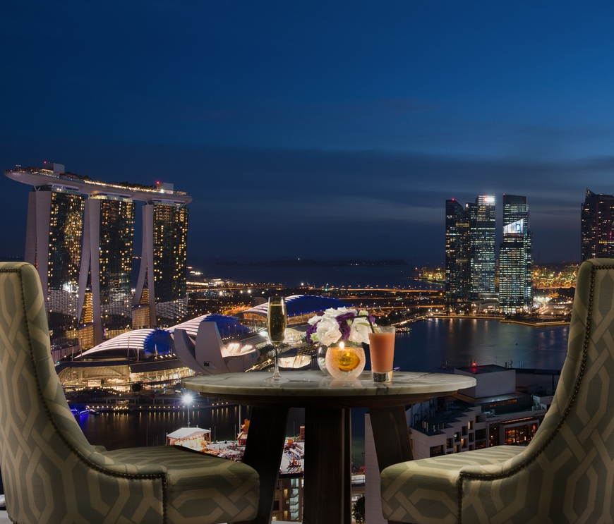 Luxury and boutique hotels singapore hotels for Top boutique hotels in singapore