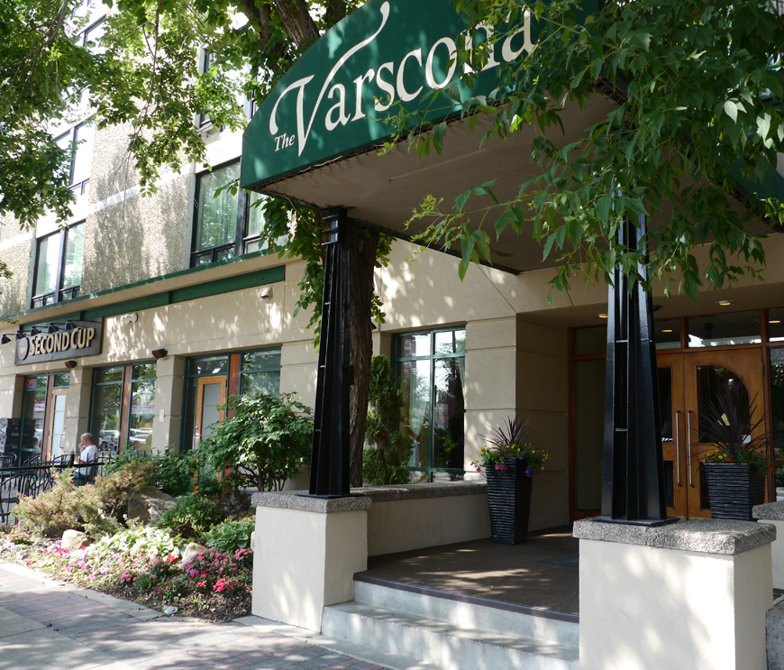 The Varscona Boutique Hotel