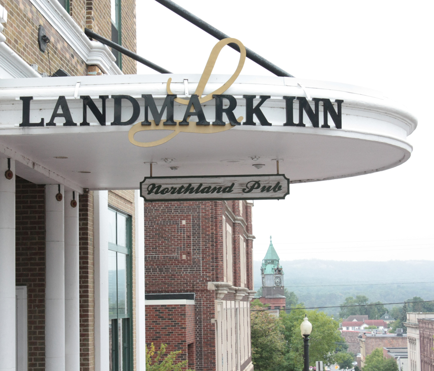 Landmark Inn, Marquette, Michigan
