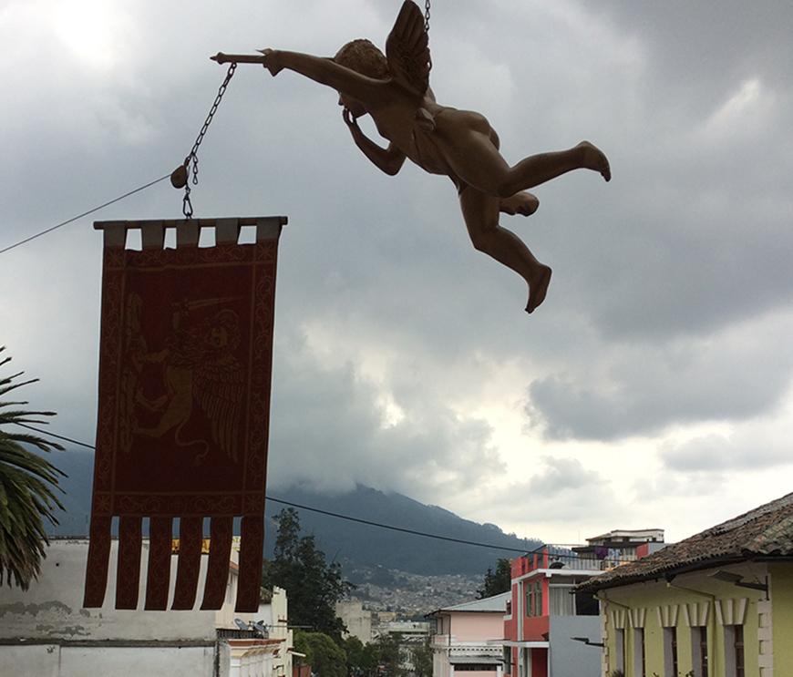 Mansión del Angel, Quito