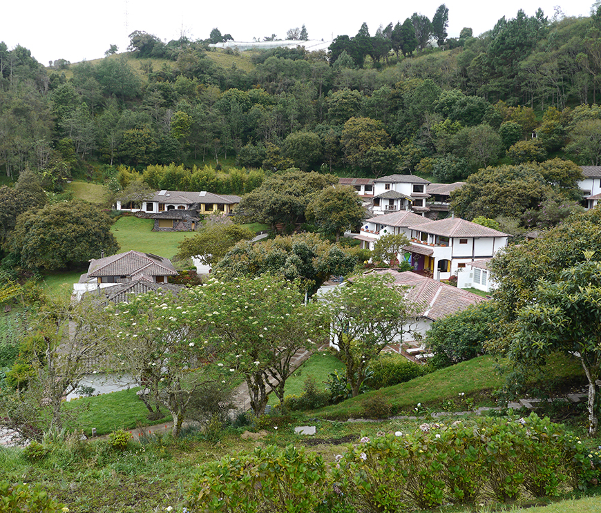 Luna Runtun Adventure Spa, Ecuador