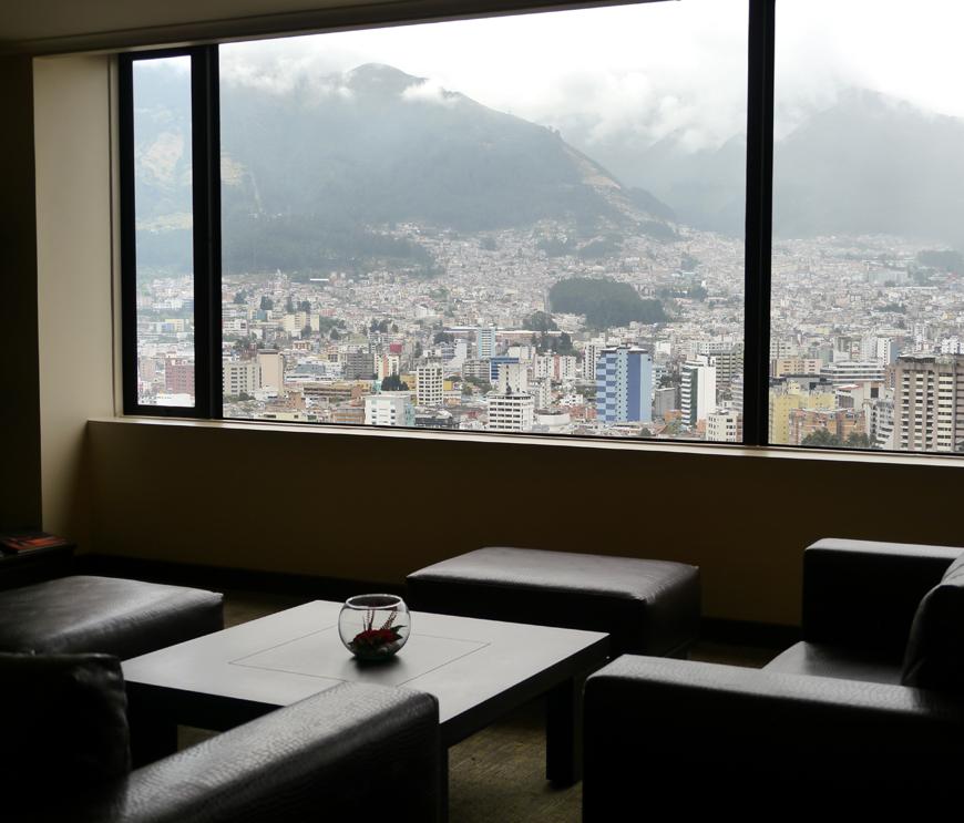 Swissôtel Quito, Ecuador