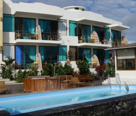Ecuador Hotel Solymar Galápagos Islands