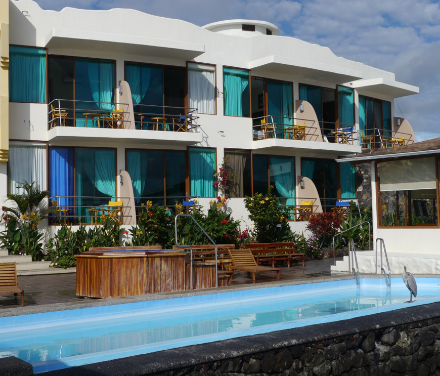 Hotel Solymar, Galápagos Islands