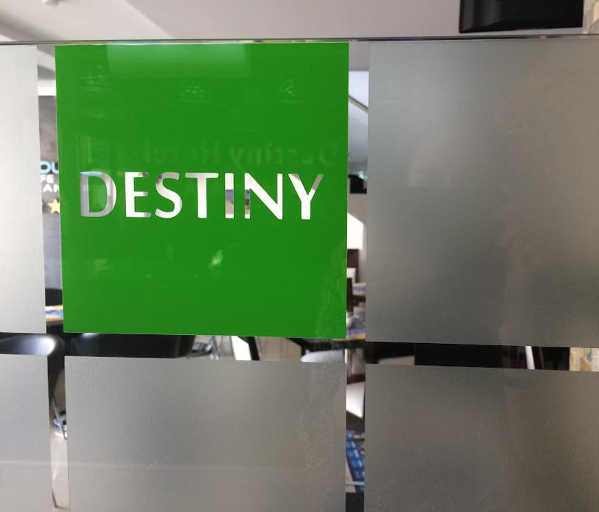Destiny Hotel, Baños