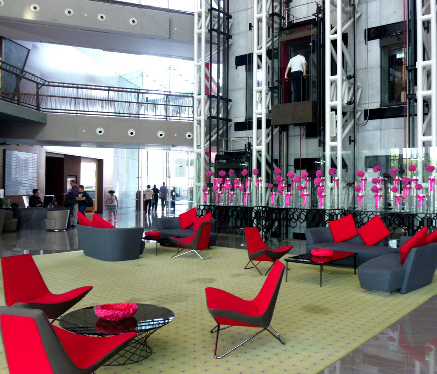 Jumeirah Creekside Hotel, Dubai