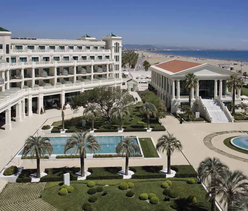 Hotel Balneario Las Arenas, Valencia