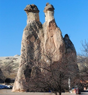Monks Valley Cappadocia