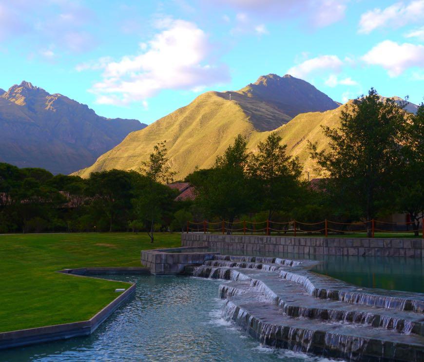 Tambo Del Inka, Urubamba, Sacred Valley