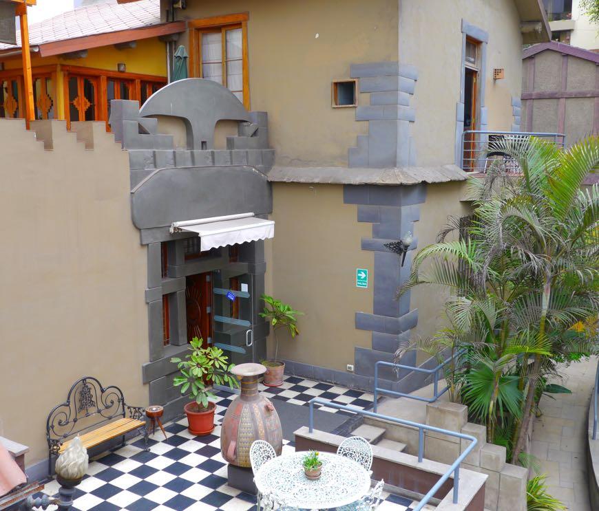 Casa Inca, Lima
