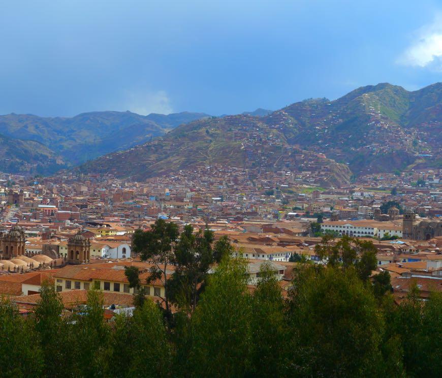 Encantada, Cusco