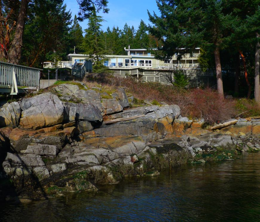 Rockwater Secret Cove Resort, BC's Sunshine Coast