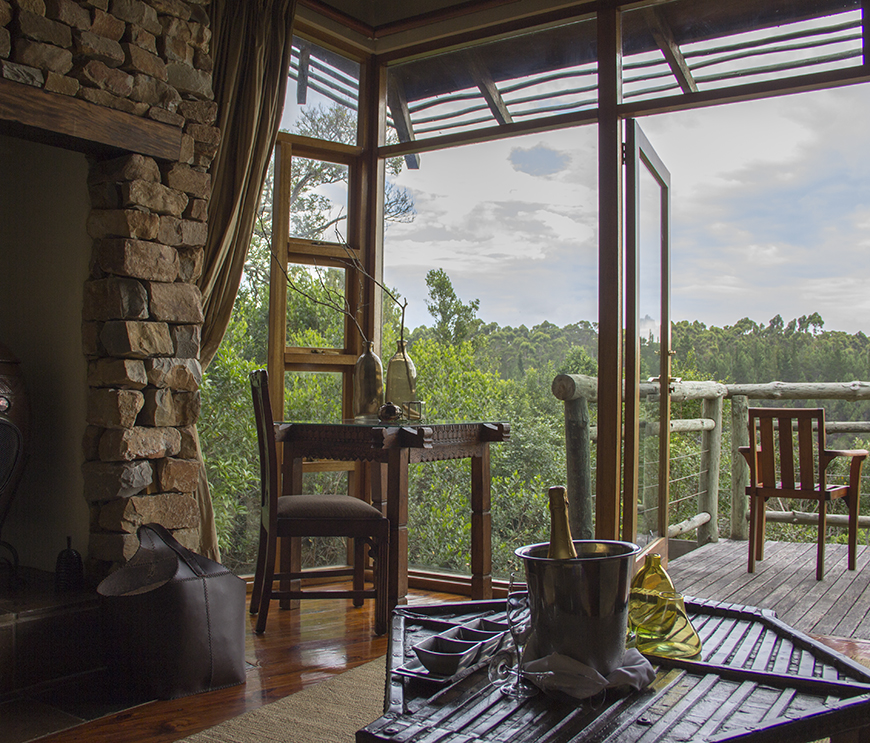 Tsala Treetop Lodge, Plettenberg Bay
