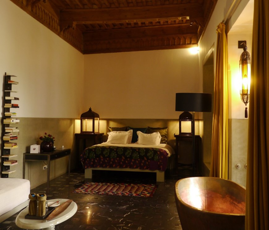 Riad Due, Marrakech (Medina)