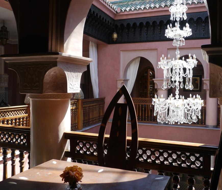 La Sultana, Marrakech (Kasbah)