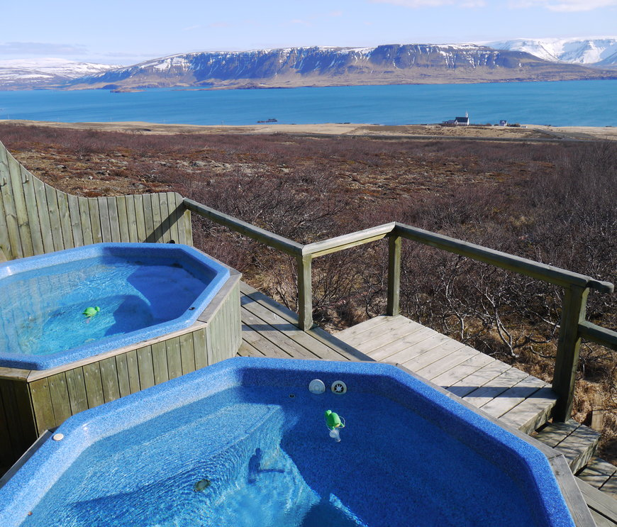 Hotel Glymur, Iceland