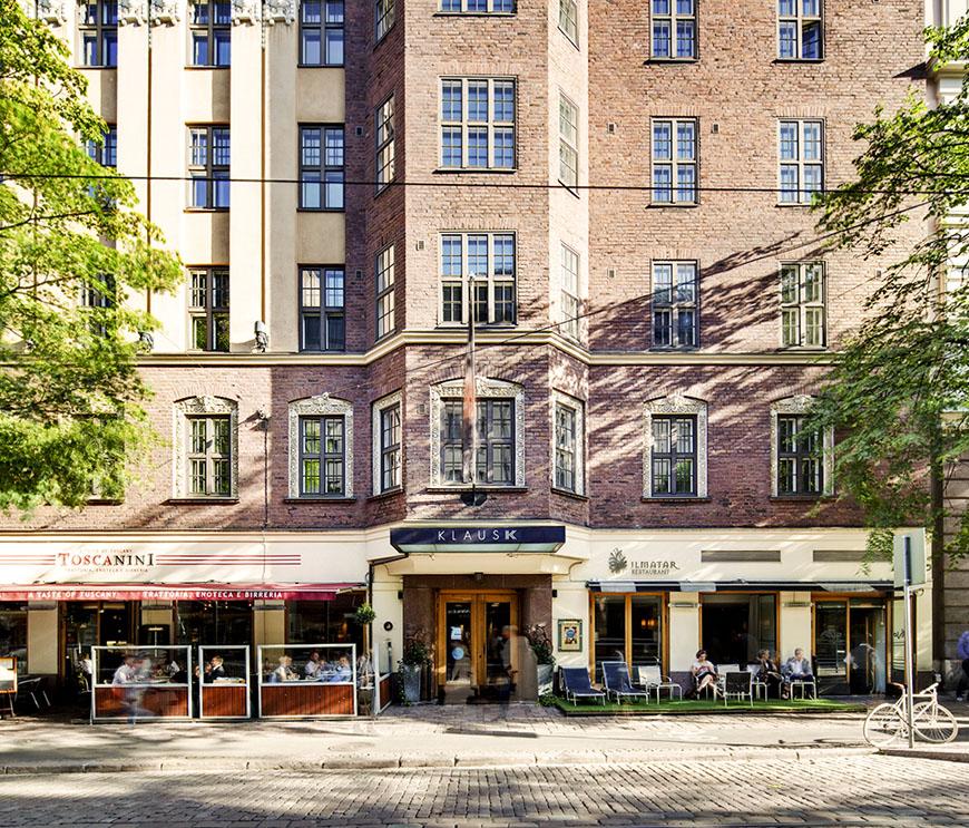 Klaus K, Helsinki