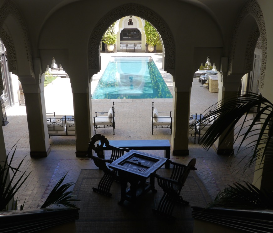 Villa des Orangers, Marrakech (Kasbah)