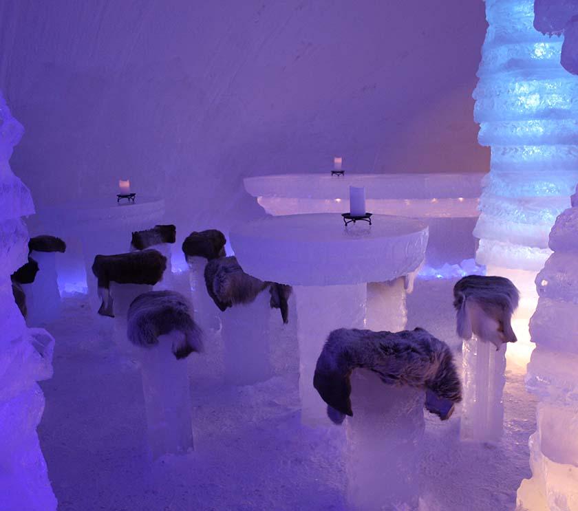 Arctic SnowHotel, Rovaniemi