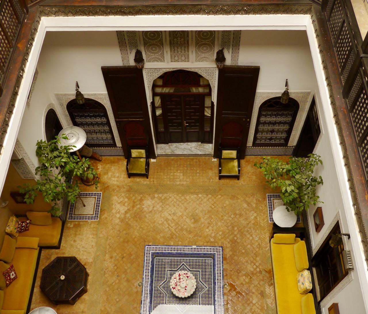 La Maison Bleue, Fes (Medina)