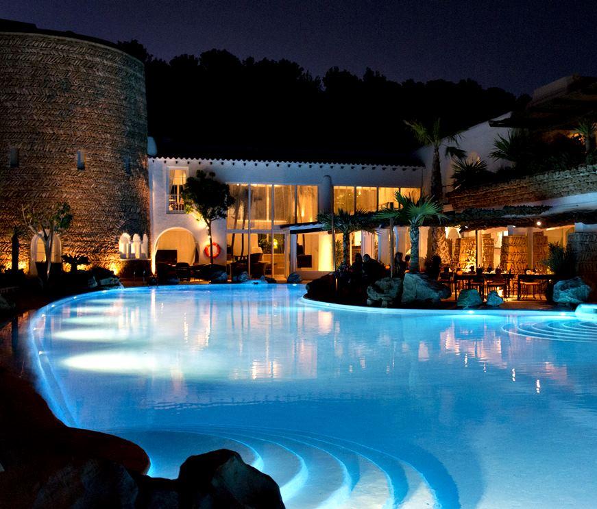 Luxury and Boutique Hotels – Hotel Hacienda Na Xamena, Ibiza