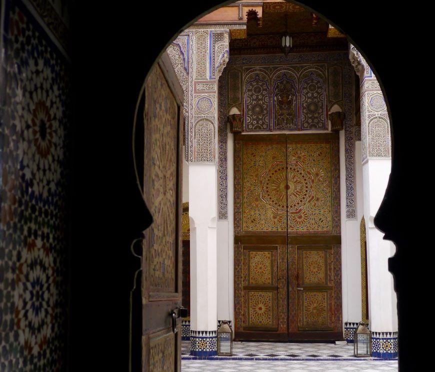 Dar Seffarine, Fez (medina)