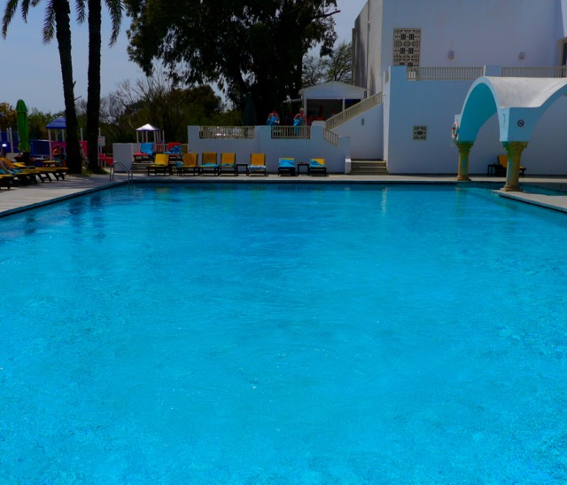 Les Orangers Beach Resort and Bungalows, Hammamet