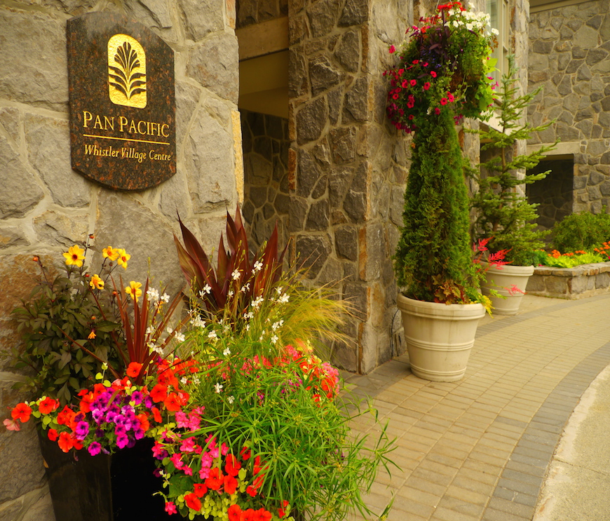 Pan Pacific Whistler, BC