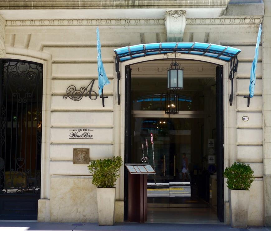 Algodon Mansion, Recoleta, Buenos Aires