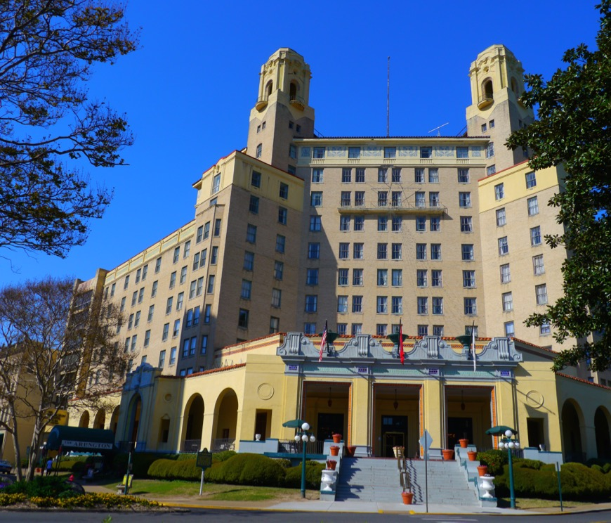 The Arlington Resort Hotel and Spa, Hot Springs, Arkansas