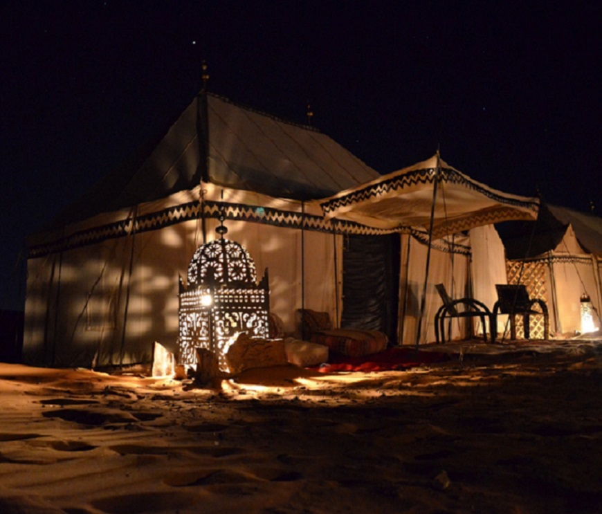 Desert Luxury Camp, Erg Chebbi