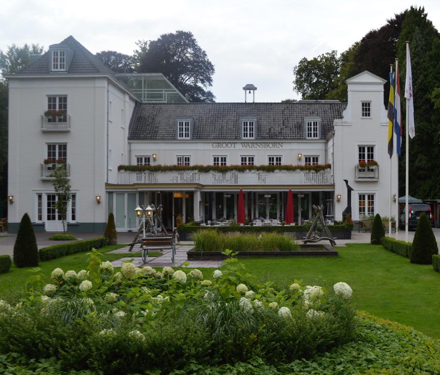 Hotel Landgoed Groot Warnsborn, Arnhem