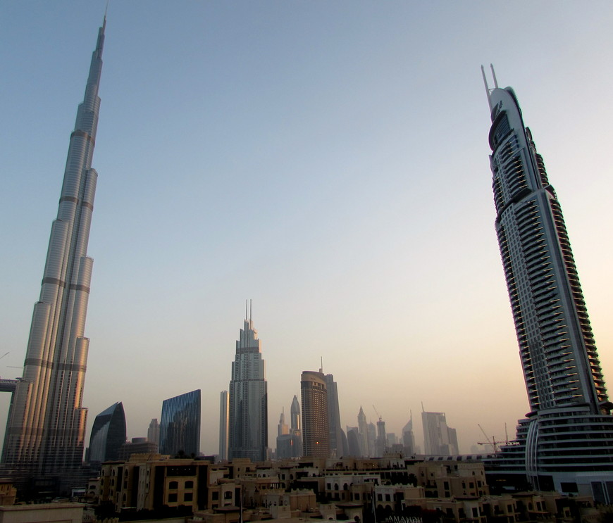 Manzil Downtown, Dubai
