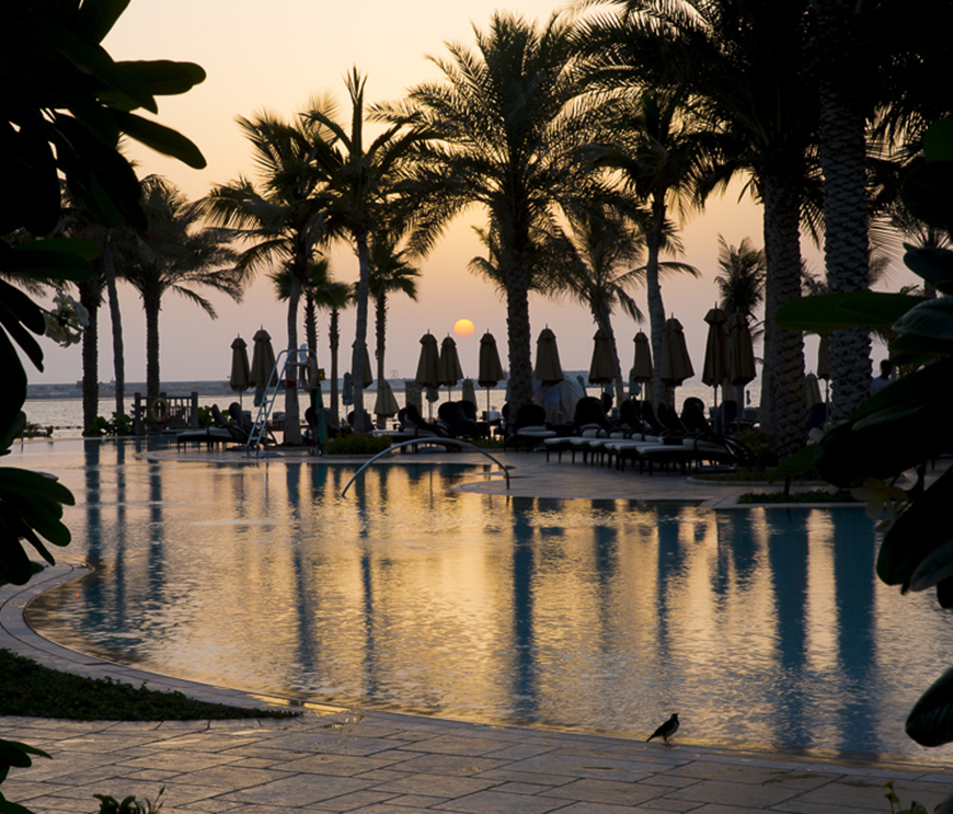 Four Seasons Dubai at Jumeirah Beach, Dubai
